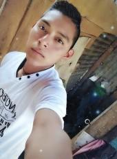 Aníbal , 22, Guatemala, El Tejar
