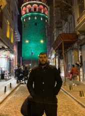 Batuu, 25, Turkey, Istanbul