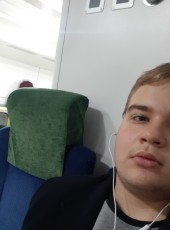 Vladislav, 20, Belarus, Orsha