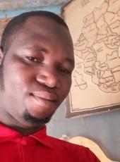 Traoré, 31, Mali, Segou