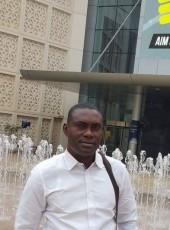 Godwin, 46, Nigeria, Warri