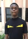 ufuoma, 25  , Warri