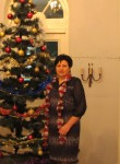 Elena, 53  , Smolensk