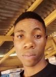Olamiji, 23  , Lagos