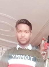Naved Chaudhry, 18, India, New Delhi