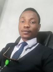 Adebisi Tunde, 26, Nigeria, Ibadan