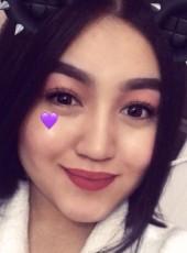 Asema Ermatova, 22, Kyrgyzstan, Bishkek