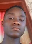 nathan maseka, 19  , Lusaka