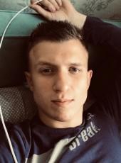 Maks, 21, Belarus, Minsk