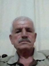 Mazlum, 69, Turkey, Mercin