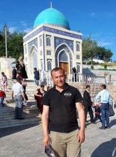 Abdurakhmanov, 35, Uzbekistan, Tashkent