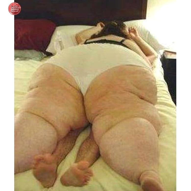 Толстый мужик ебет толстуху молли беннет