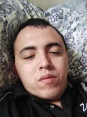 Jonas Emanuelle , 25, Guatemala, Guatemala City