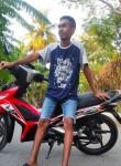 Tomi Lesa, 18  , Kupang
