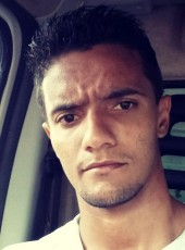 Wisley Tiago, 26, Brazil, Paracatu
