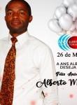 Alberto, 23, Luanda