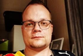 Bart huigen , 36 - Just Me