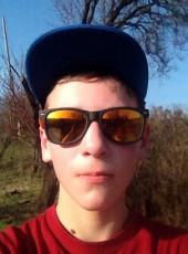 Anton, 19, Ukraine, Kostyantynivka (Donetsk)