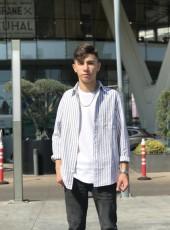 Selim, 20, Turkey, Istanbul