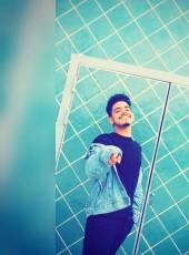 Hamza Alaoui, 23, Morocco, Casablanca