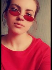 Anastasiya, 21, Russia, Saint Petersburg
