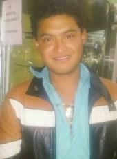 Saul, 25, Ecuador, Quito