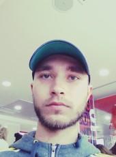Andrey Yashnev, 28, Russia, Omsk