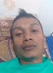 Rahmat Kartolo, 33, Padang