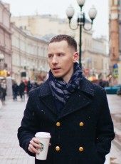 Yura, 31, Russia, Moscow