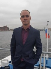 юра, 30, Россия, Санкт-Петербург