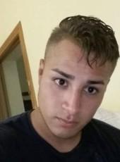 alvaro david, 21, Spain, San Blas