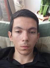 Orhan, 28, Turkey, Istanbul