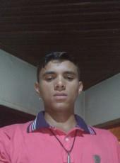 Antônio, 20, Brazil, Mogi-Gaucu