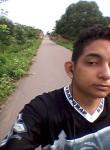 Luis R.S, 24, Vargem Grande