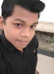 lucky rawat, 19  , Chandrapur