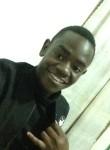Chrispin, 22  , Mbarara