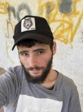 Aha, 23, Israel, Ashdod