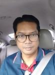 Kung Zaa, 41, Bangkok
