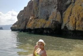 Kristina, 32 - Just Me