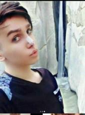 Arash, 20, Iran, Tehran