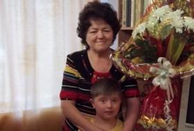 Valentina, 72 - Just Me