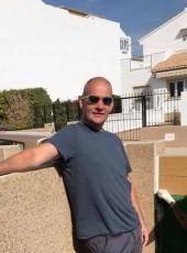 craig, 43, Spain, Madrid