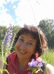 nina, 56, Novosibirsk