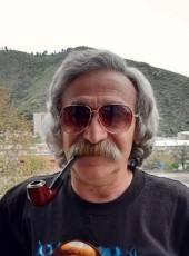 Grisha Margaryan, 61, Colombia, Armenia