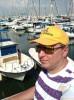 Vyacheslav, 48 - Just Me Кипр, сентябрь 2011, стоянка яхт в Ларнаке