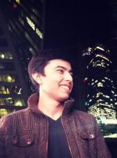 Юсуф, 19, Россия, Москва
