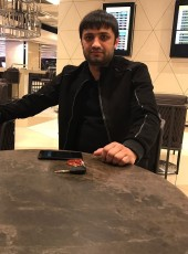 Вугар, 34, Россия, Москва