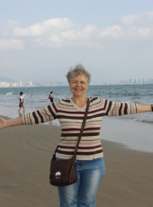Vera, 65, Russia, Moscow