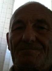 Ramazan Shehi , 72, Albania, Durres