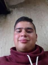 Andrés, 18, Spain, Carballo